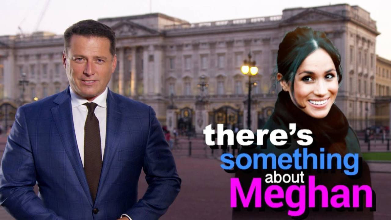 """""""Hypocrite"""": Karl Stefanovic blasted over controversial Duchess Meghan question"""