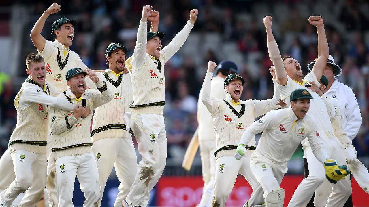 It's come home! Cricket world reacts to Australia's thrilling Ashes victory