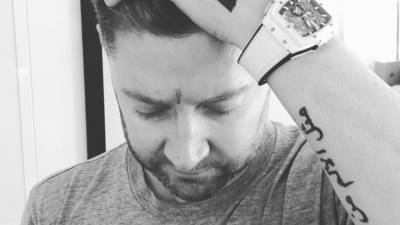 """""""Protect yourself"""": Michael Clarke's grave warning after health scare"""