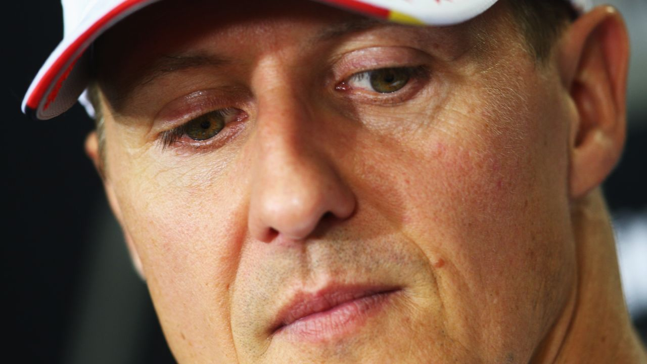 """Michael Schumacher admitted to hospital for """"secret treatment"""""""