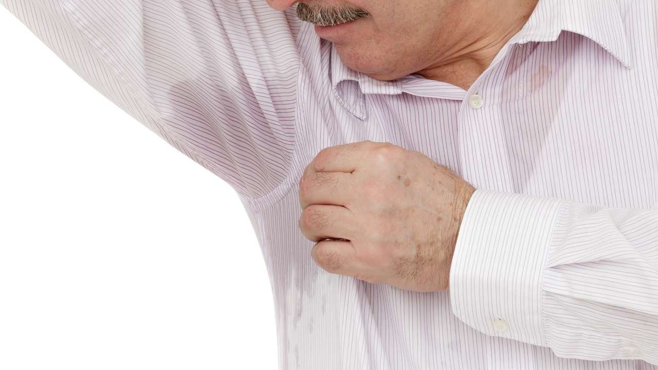 The excessive sweating condition that could ruin your life