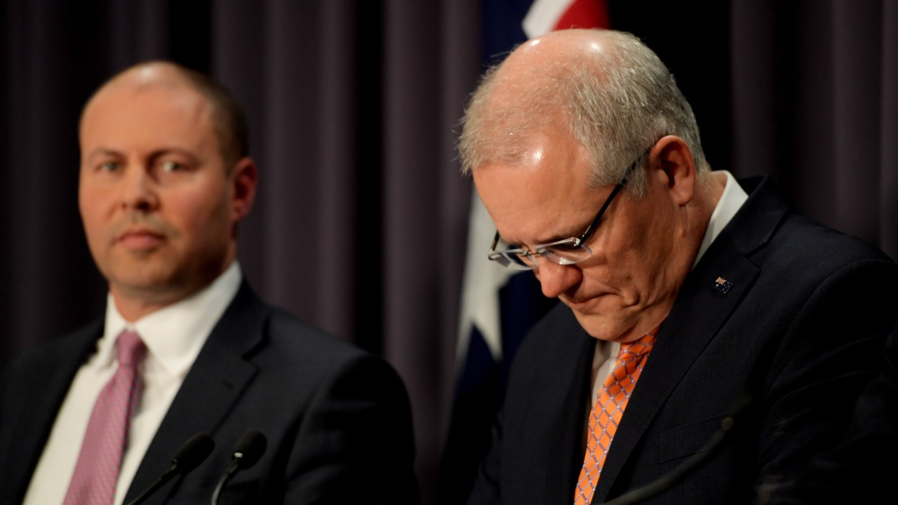 The letter that left Scott Morrison devastated