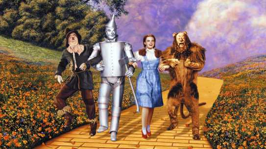 15 facts you didn't know about the Wizard of Oz