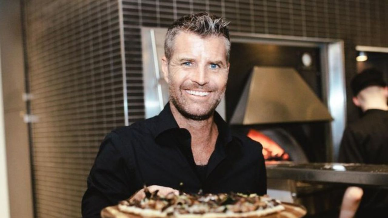 Pete Evans shares his incredible 10-year weight loss transformation