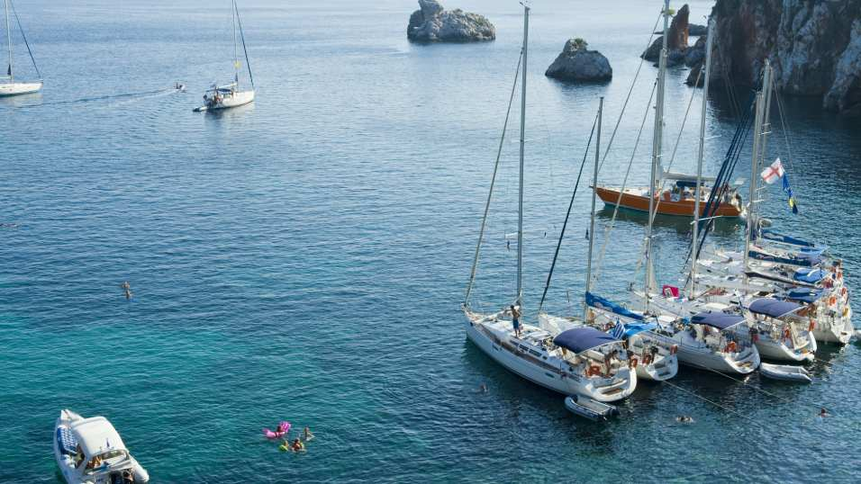 Sailing: The only way to see the Greek Islands