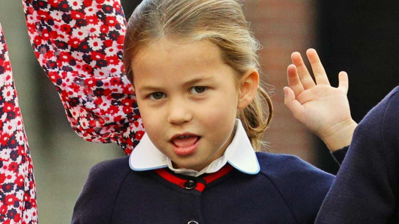 Prince William reveals Princess Charlotte's latest obsession