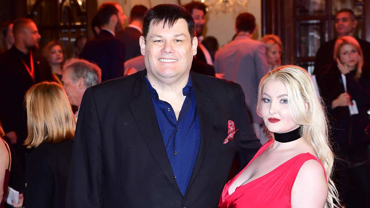 """We're working our way through it"": The Chase star opens up about wife after cheating scandal"