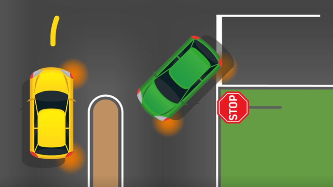 Do you know the answer to this tricky road rules quiz?