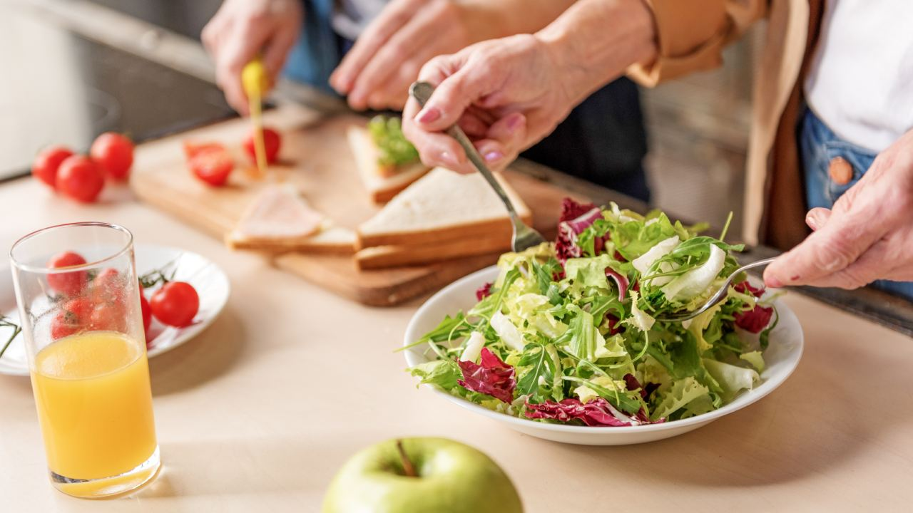 Can you eat your way out of Alzheimer's disease?