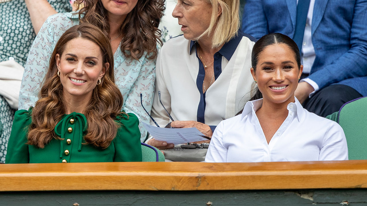 Queen of style! The surprising connection Duchess Kate has to Meghan's new capsule collection