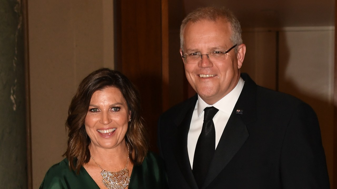 Top pollies step out in style for Midwinter Ball