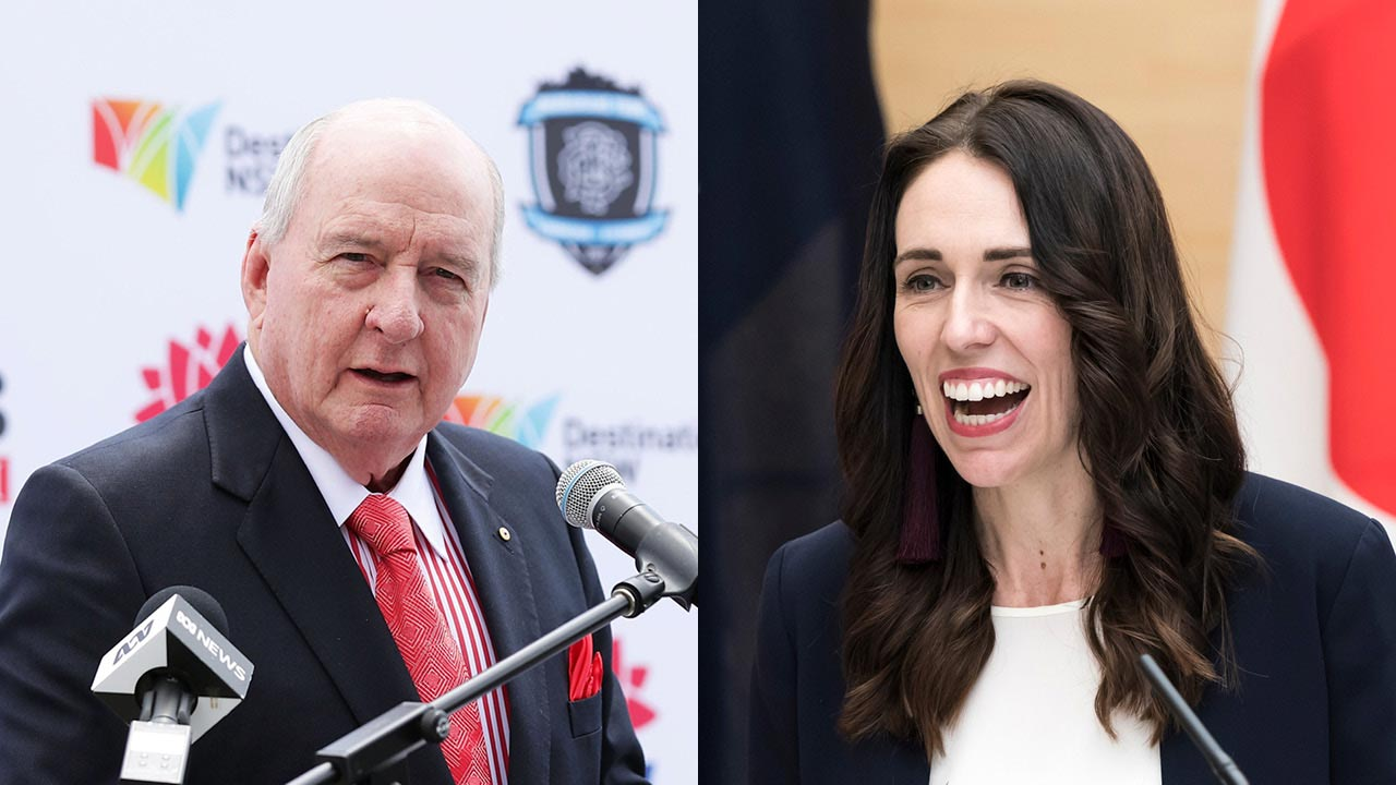 """My dear Prime Minister"": Alan Jones' apology letter to Jacinda Ardern revealed"