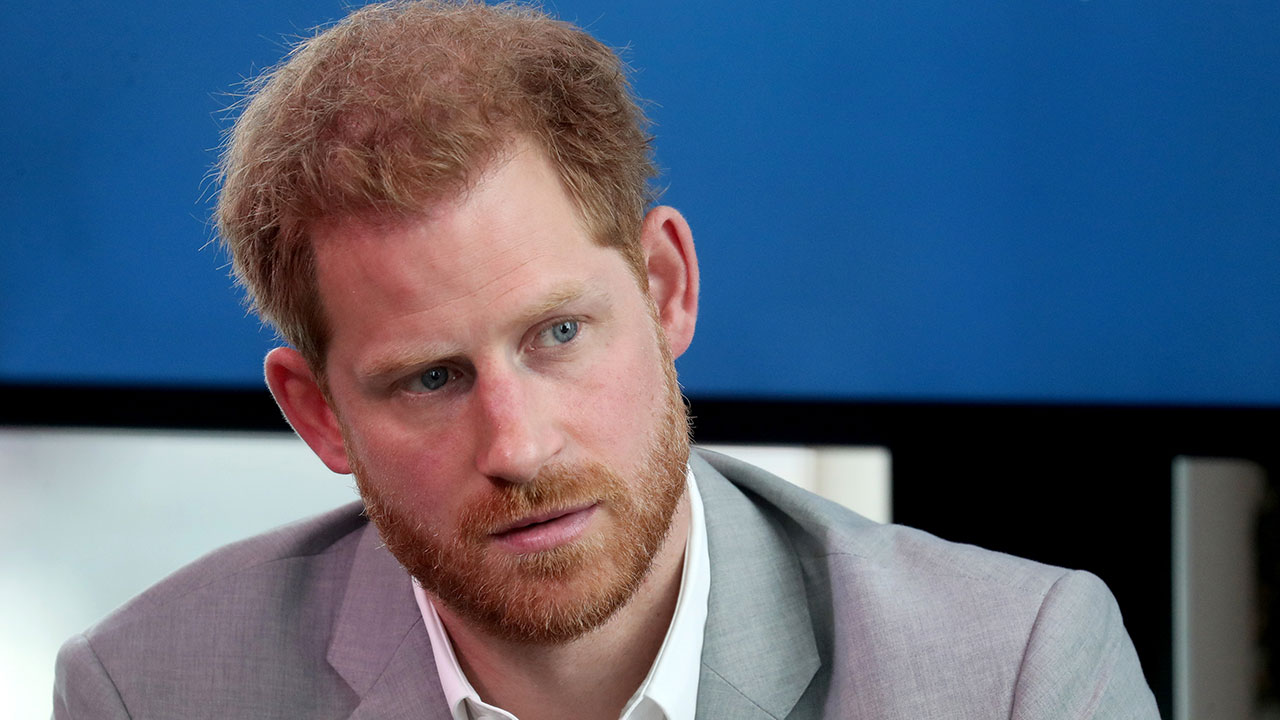 """BBC issues apology to Prince Harry over """"seriously offensive"""" neo-Nazi image"""