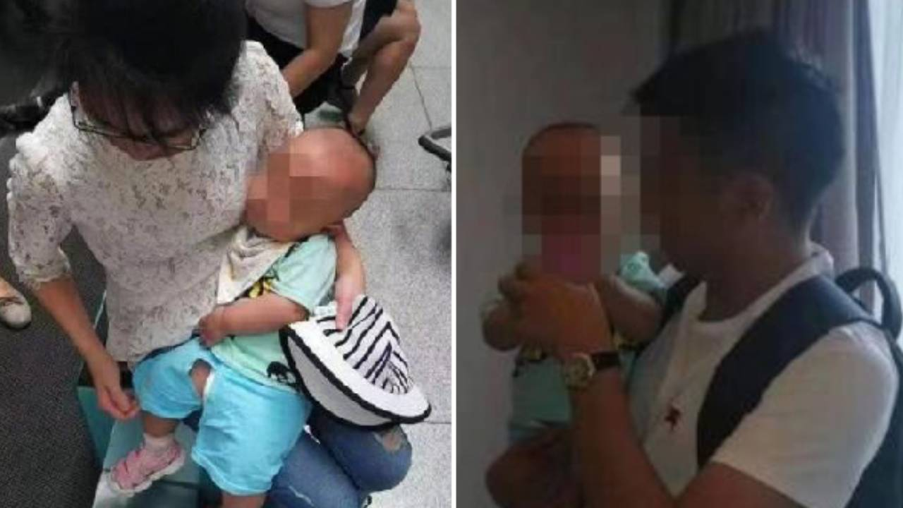 """""""Penniless and heavily in debt"""": Chinese mother sells twin babies to cover bills"""