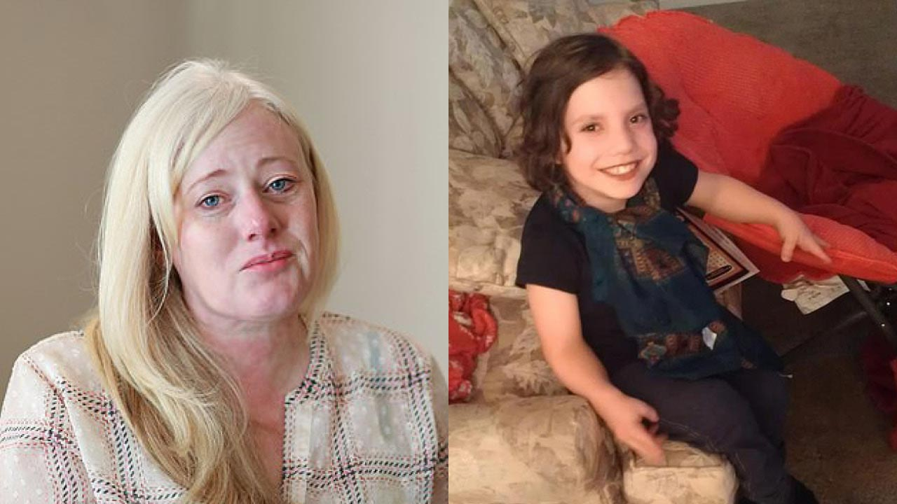 """""""She tried to kill us"""": Mother who adopted 9-year-old girl claims her new daughter is really a 22-year-old """"sociopath"""""""