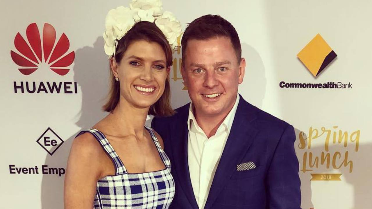 """We're head over heels in love"": Ben Fordham and Jodie Speers announce the birth of their third child Marigold"