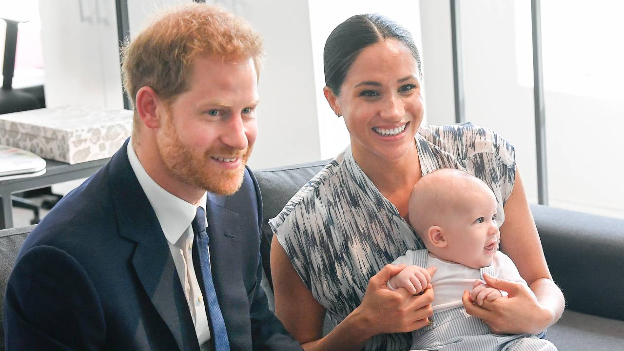 Duchess Meghan has revealed her sweet nickname for baby Archie