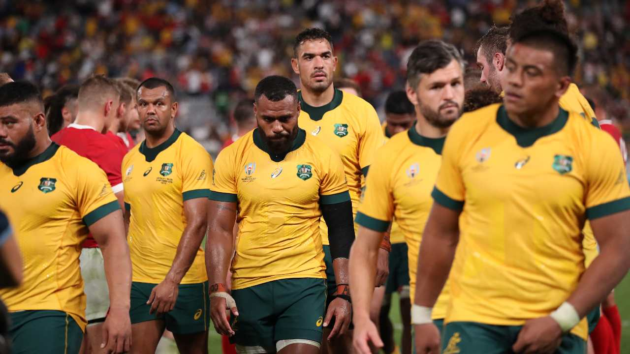 """Complete joke"": Wallabies World Cup ""disgraceful"" move"