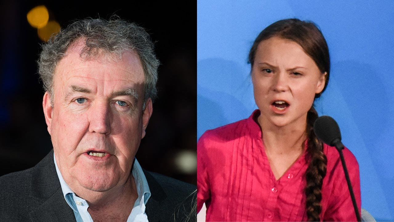 """""""You spoilt brat"""": Ex-Top Gear host Jeremy Clarkson lashes out at Greta Thunberg"""