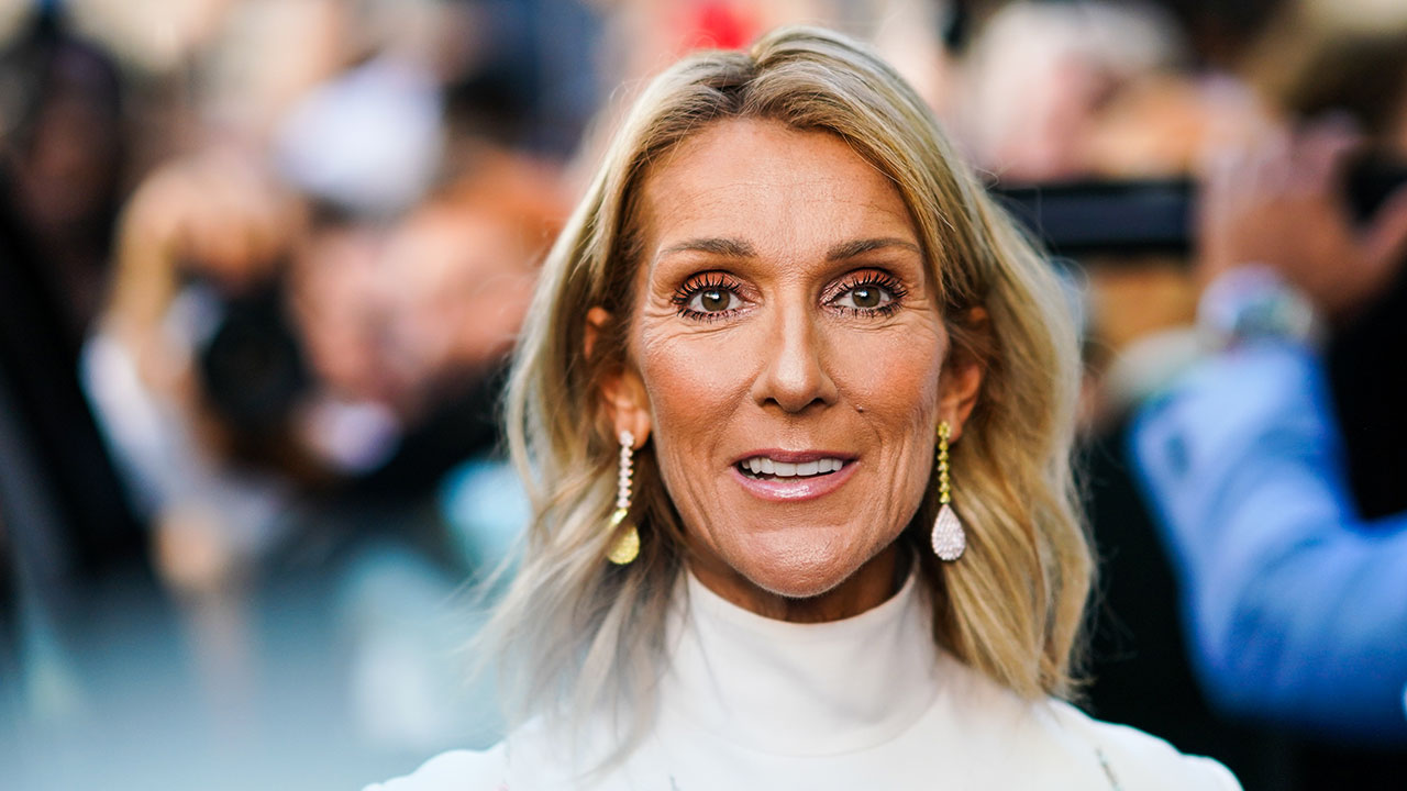 "Celine Dion hits back at body shamers: ""I've always been very thin"""