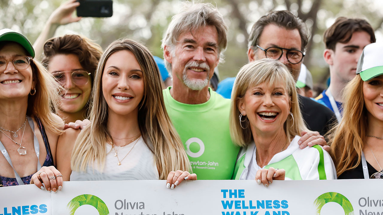"""Dream come true"": Olivia Newton-John wants more people to have access to medicinal cannabis"