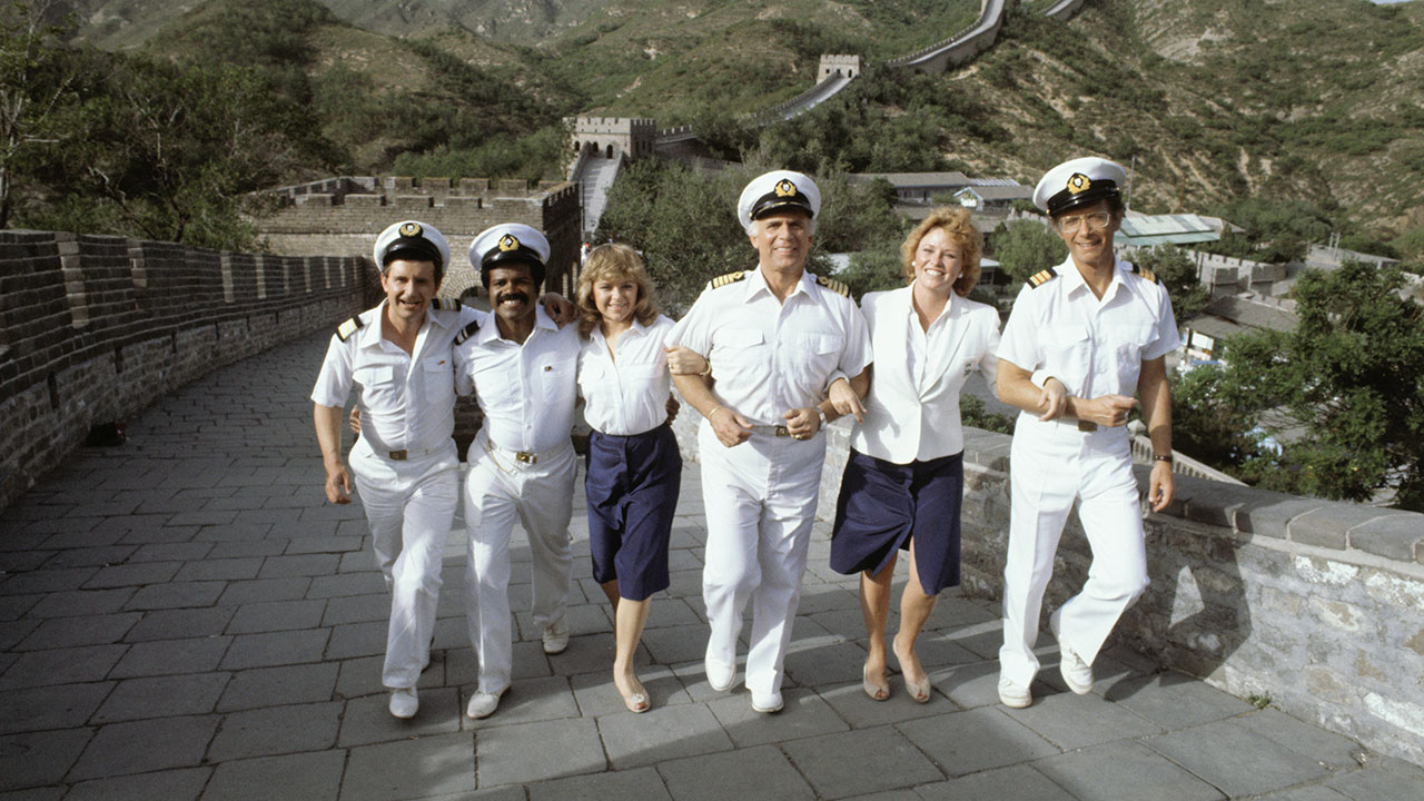 The Love Boat cast: Where are they now?