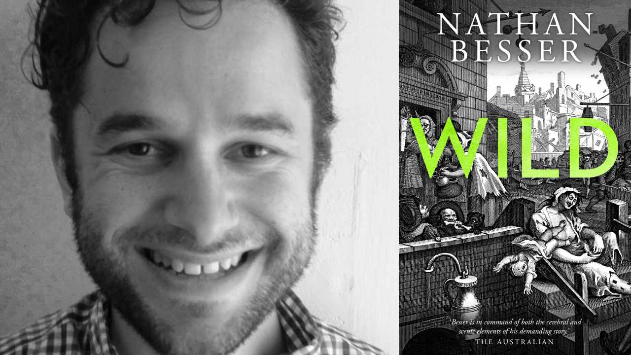 5 minutes with author Nathan Besser