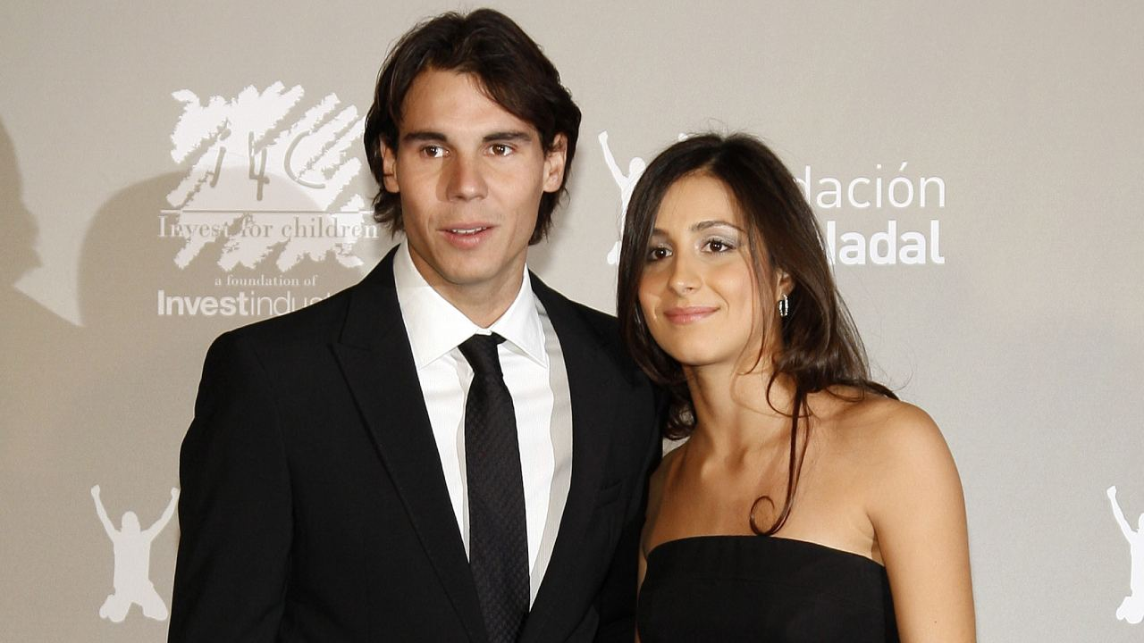 Tennis Legend Rafael Nadal Marries Partner Of 14 Years Xisca Perello Oversixty