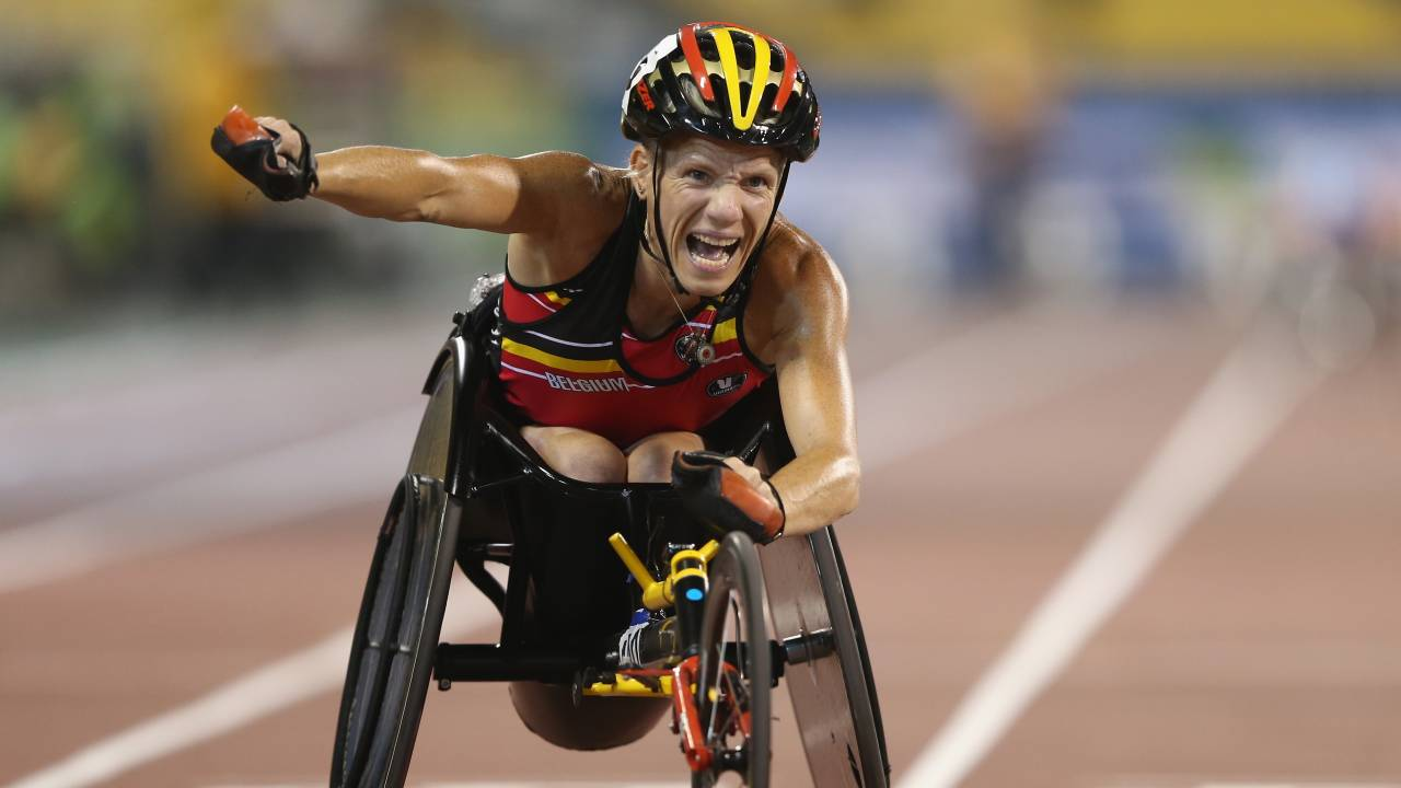 Paralympic gold medallist dies by euthanasia at age 40