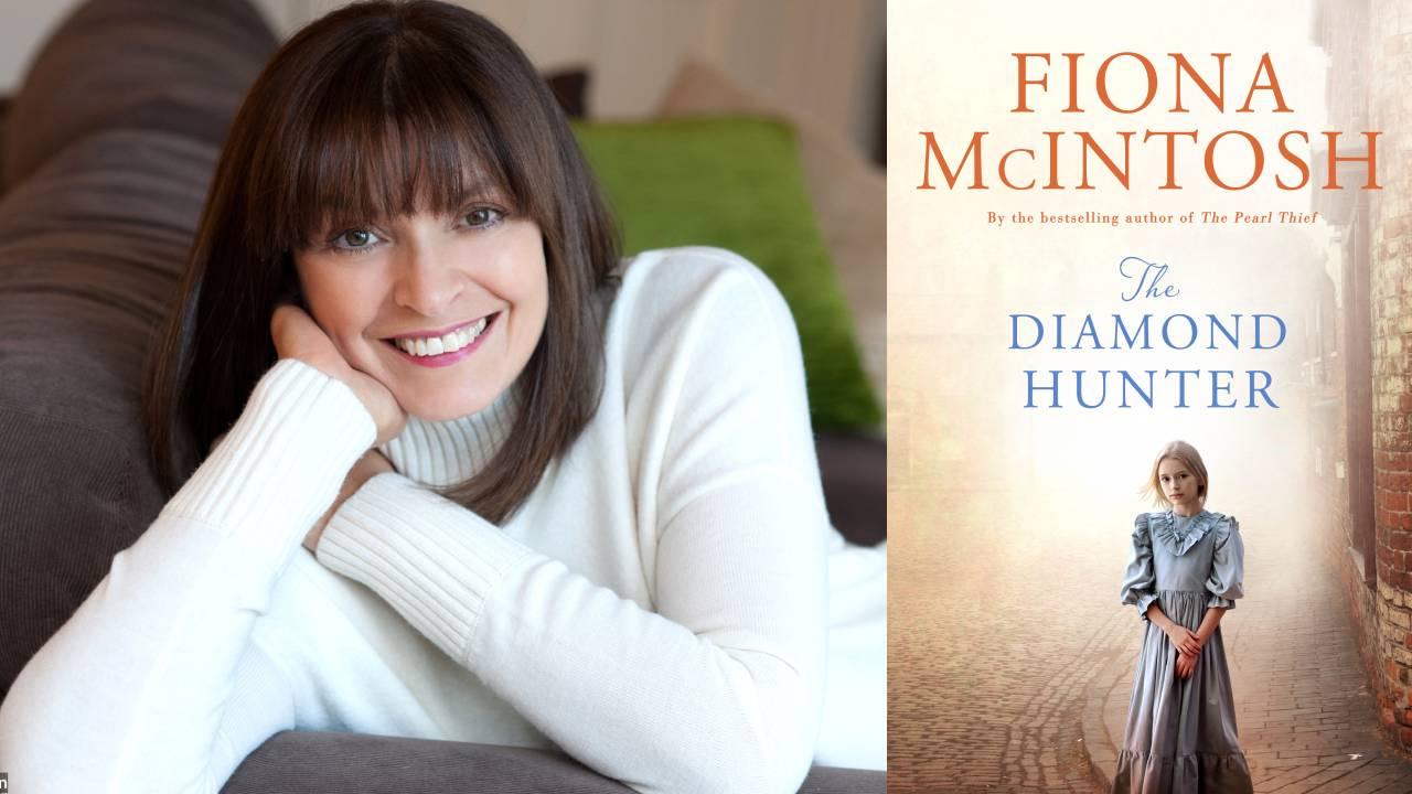 5 minutes with author Fiona McIntosh