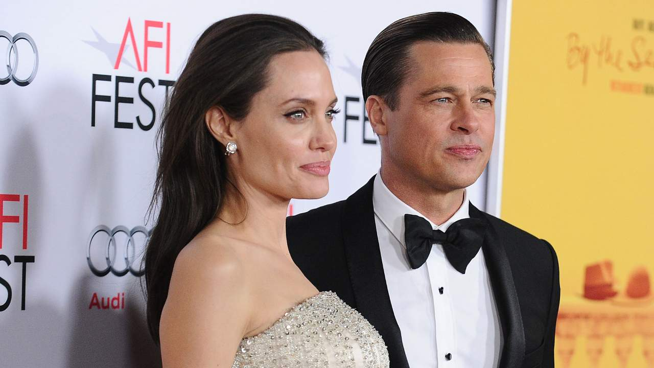 Angelina Jolie opens up in bold new interview about Brad Pitt
