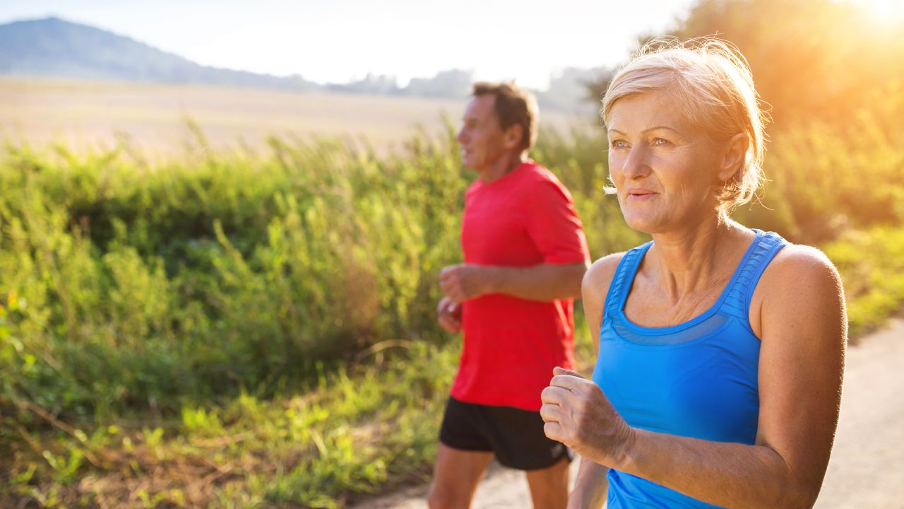 How running may help you live longer