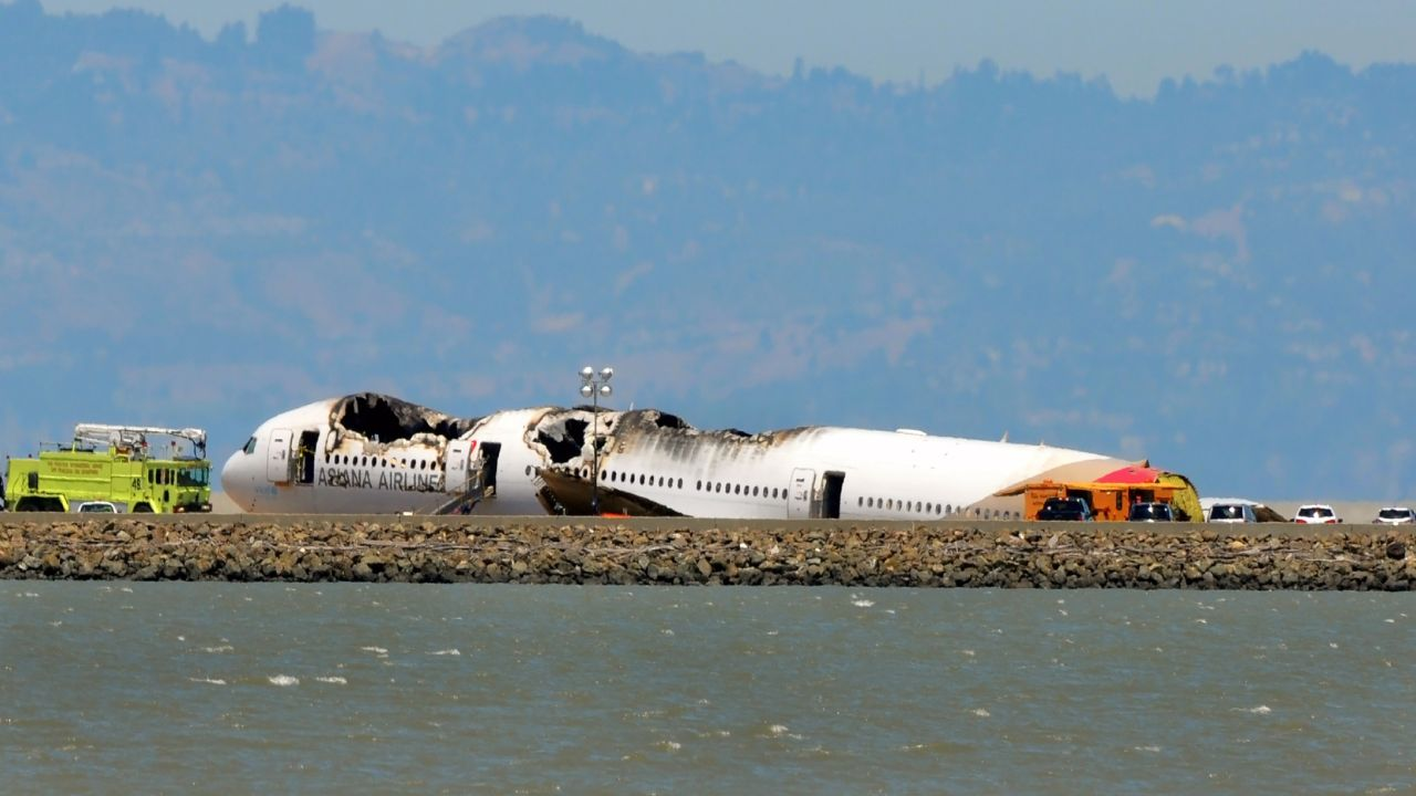 How airplane crash investigations work