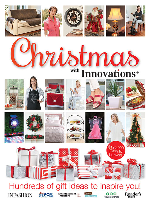 Innovations Catalogue - Late Christmas 2019