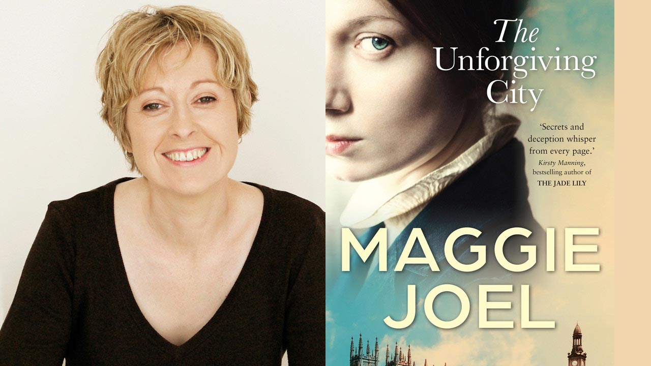5 minutes with author Maggie Joel