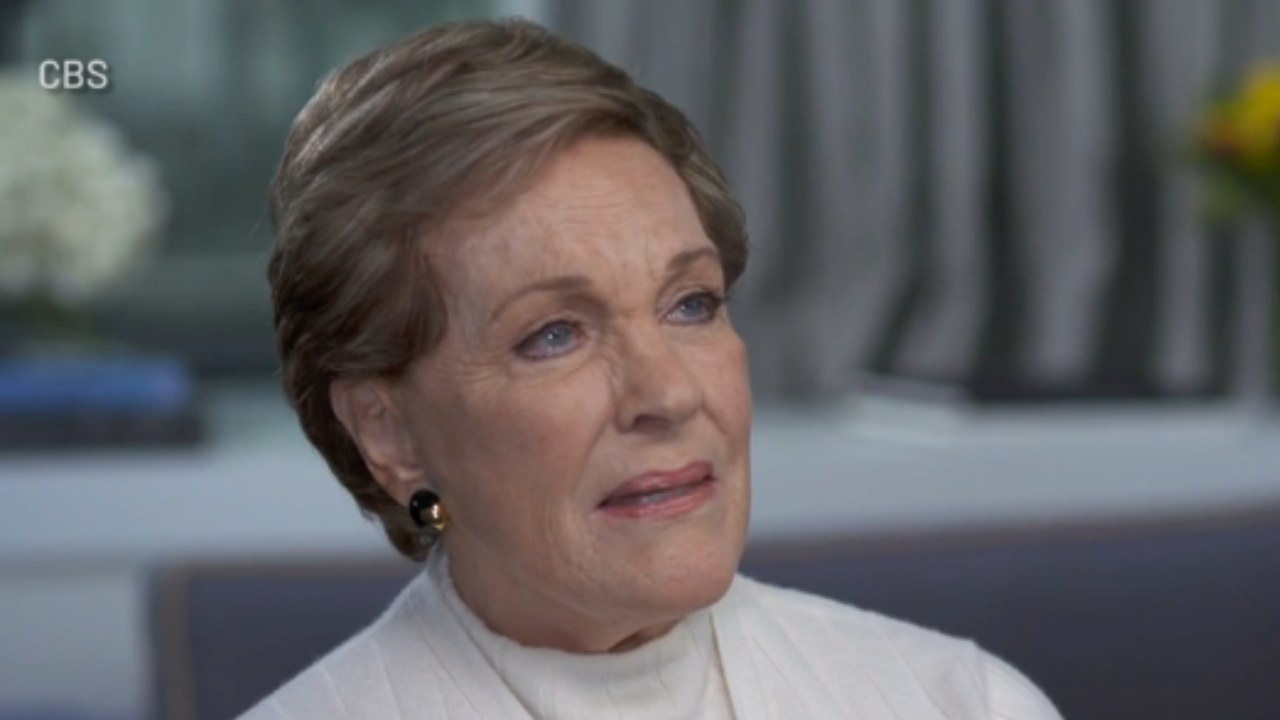 "How Julie Andrews sorts out her ""demons"""