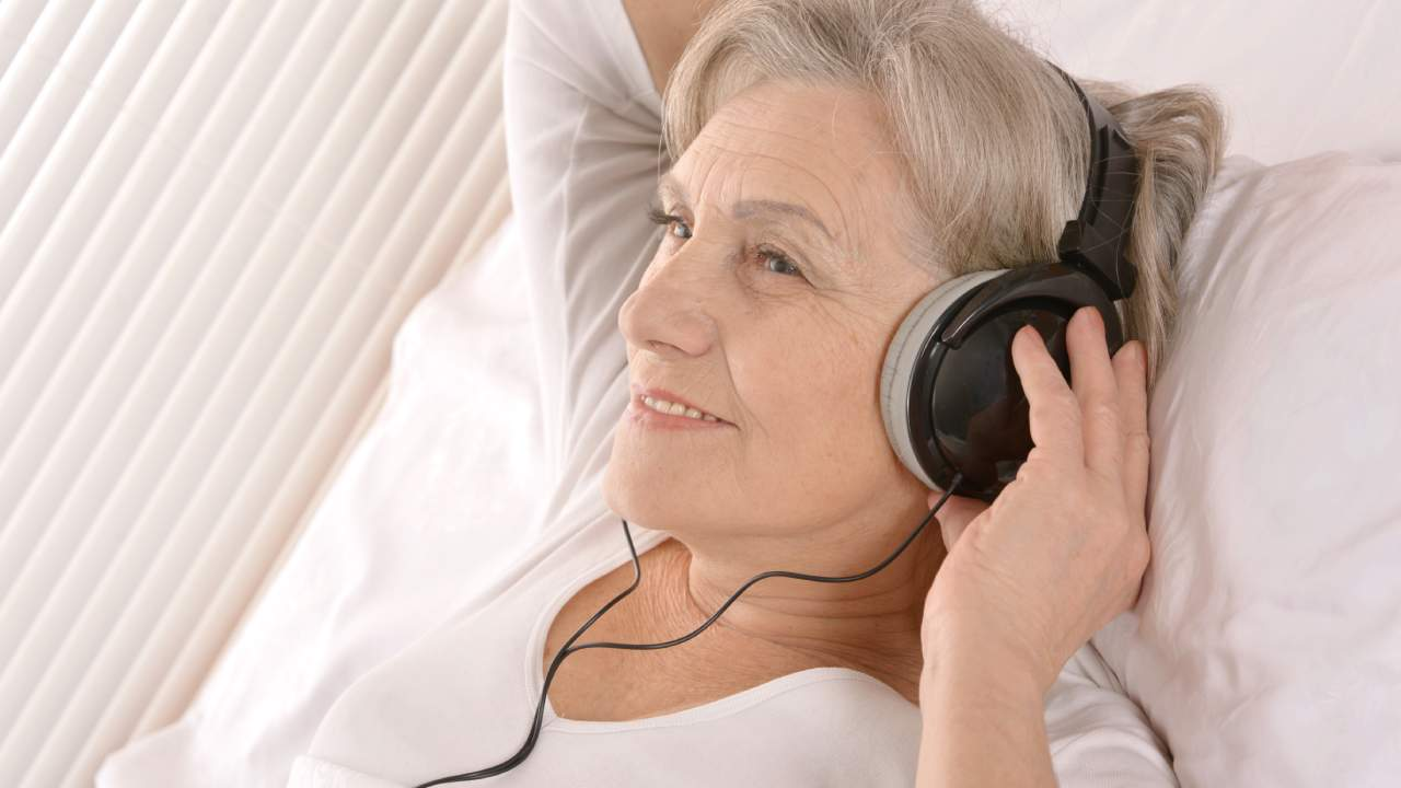 Music therapist creates playlist to calm the mind