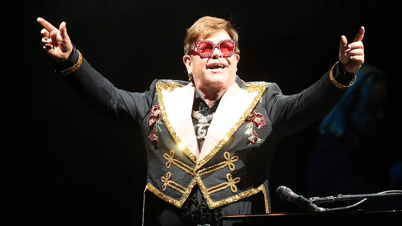 """He was so angry"": Elton John stuns concertgoers with onstage rant"