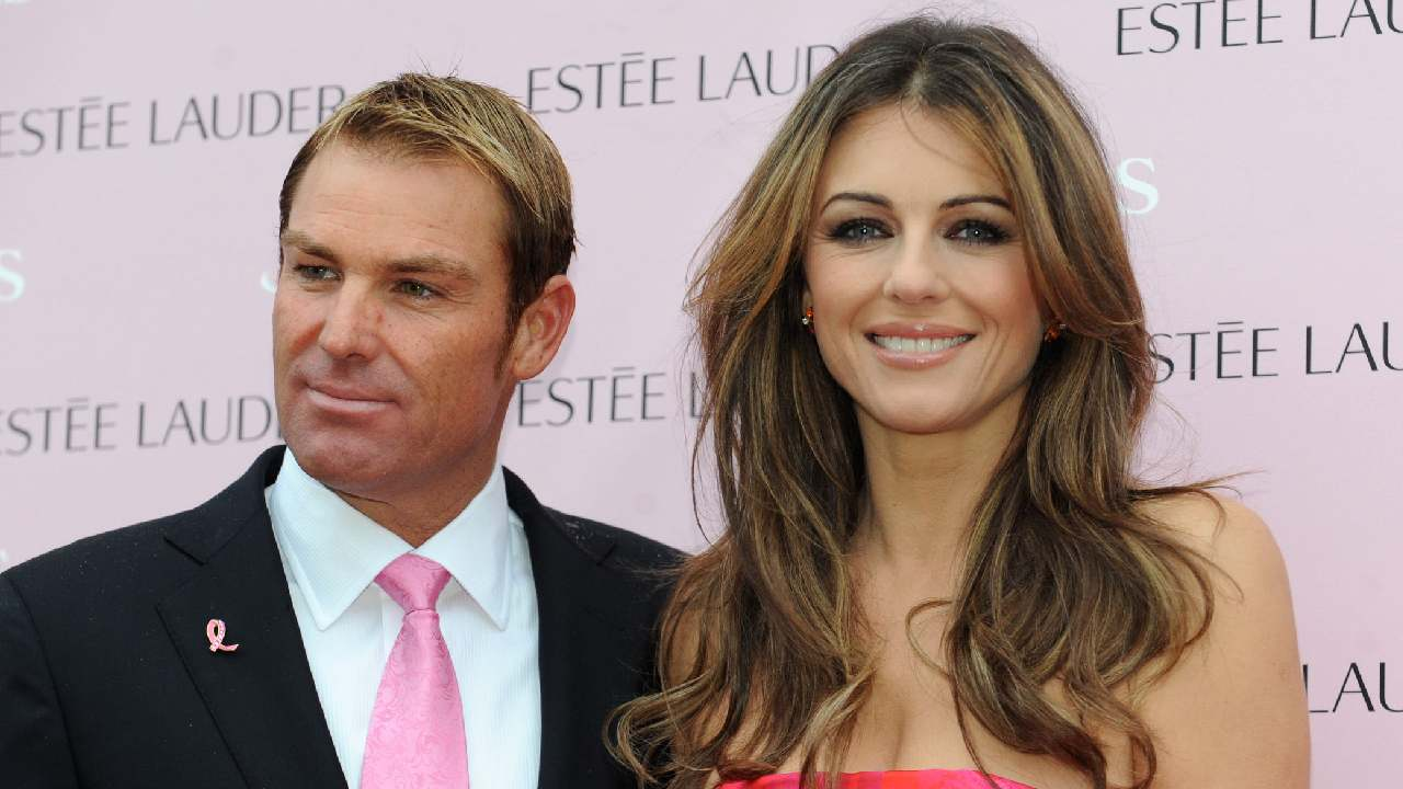 "Shane Warne opens up on intense relationship with Liz Hurley: ""She was great"""