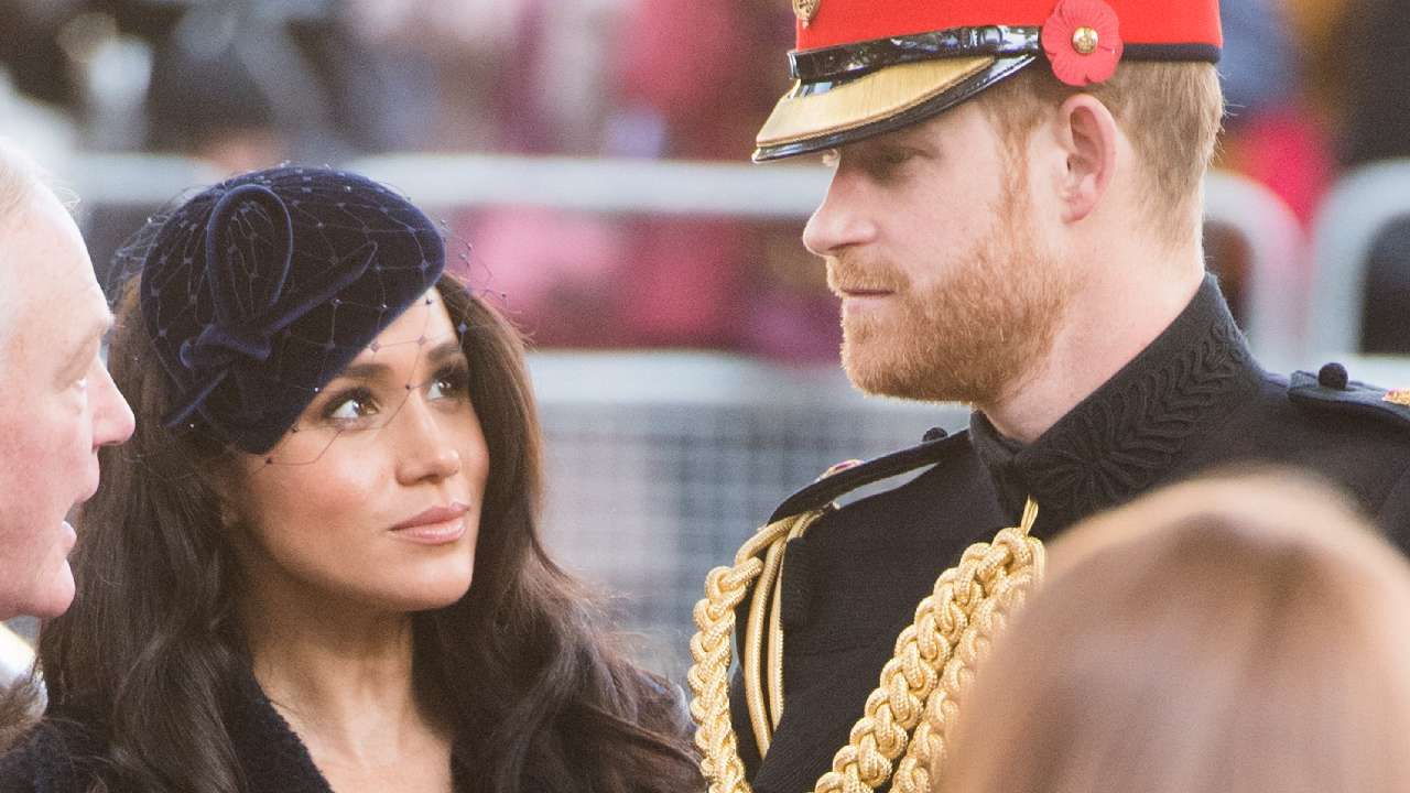 Prince Harry and Duchess Meghan urge royal fans in heartfelt message