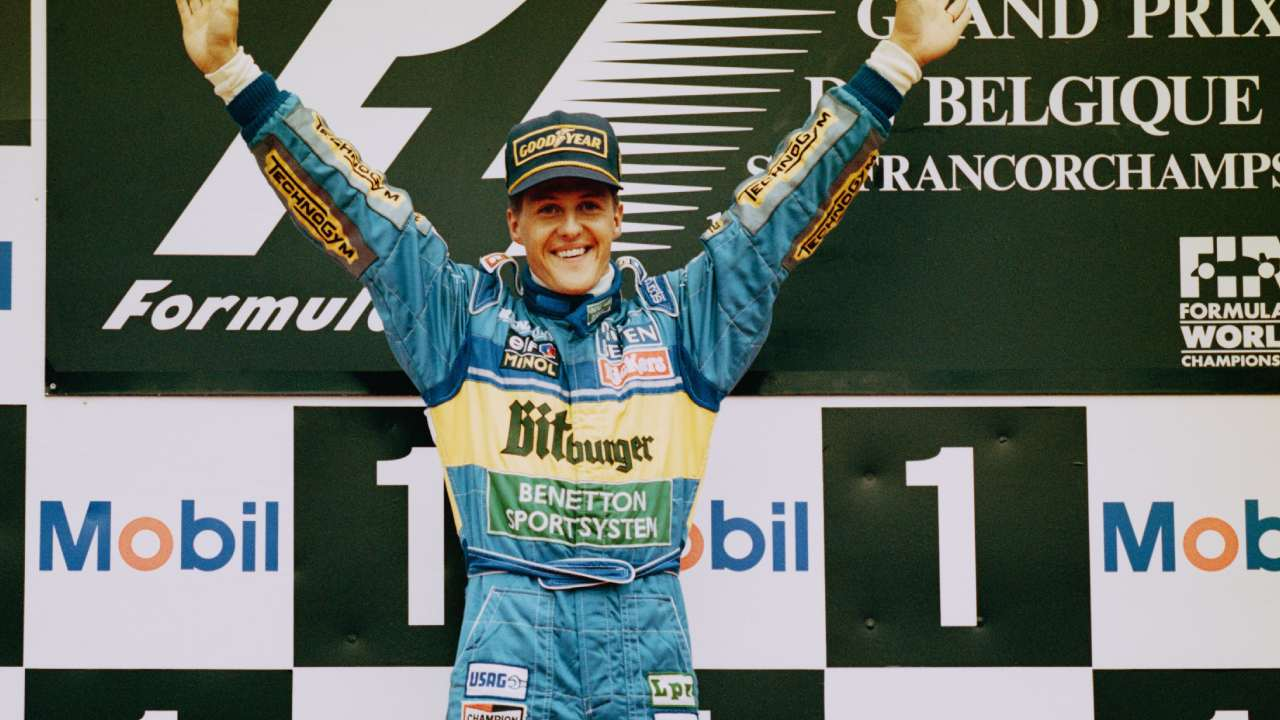 Michael Schumacher's former teammate spills on what the F1 legend is really like