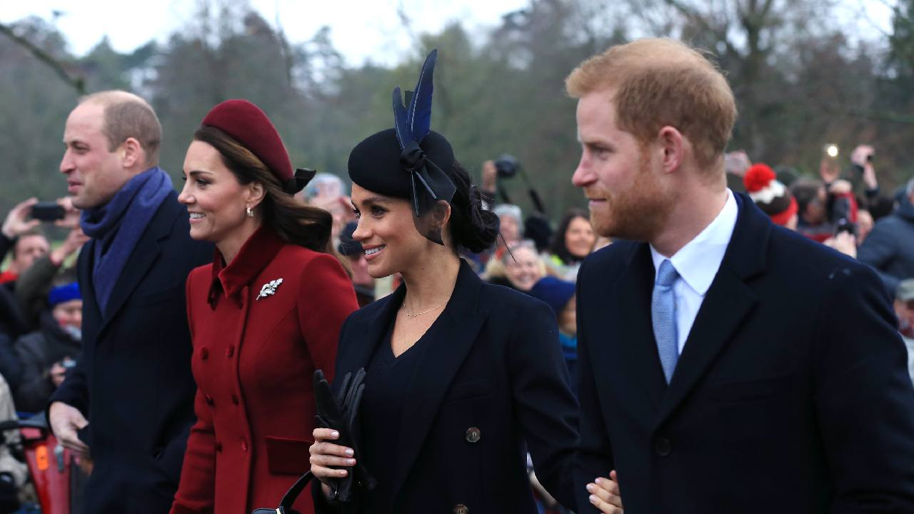 Inside what happens at the annual Royal Family gift exchange