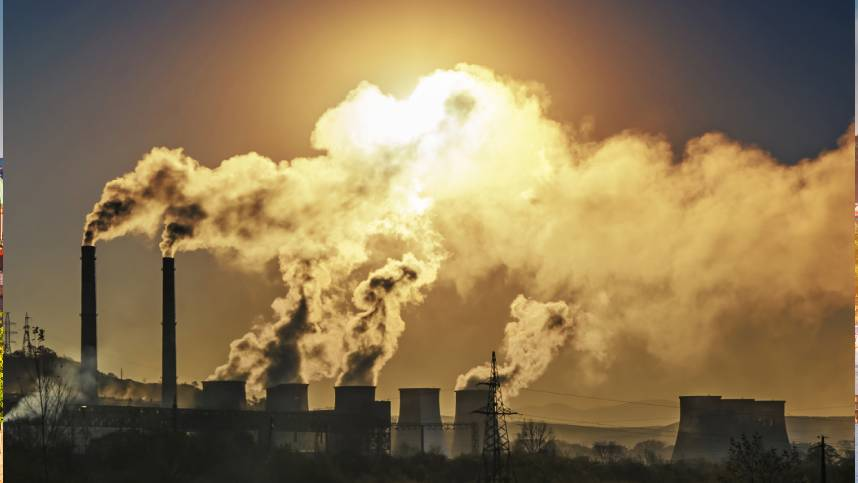 Global emissions to hit 36.8 billion tonnes – beating last year's record high