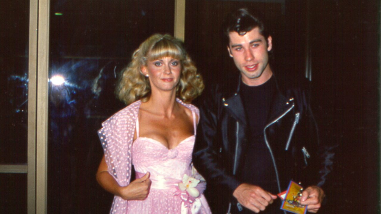 Fans rejoice as Olivia Newton-John and John Travolta bring back their iconic Grease characters