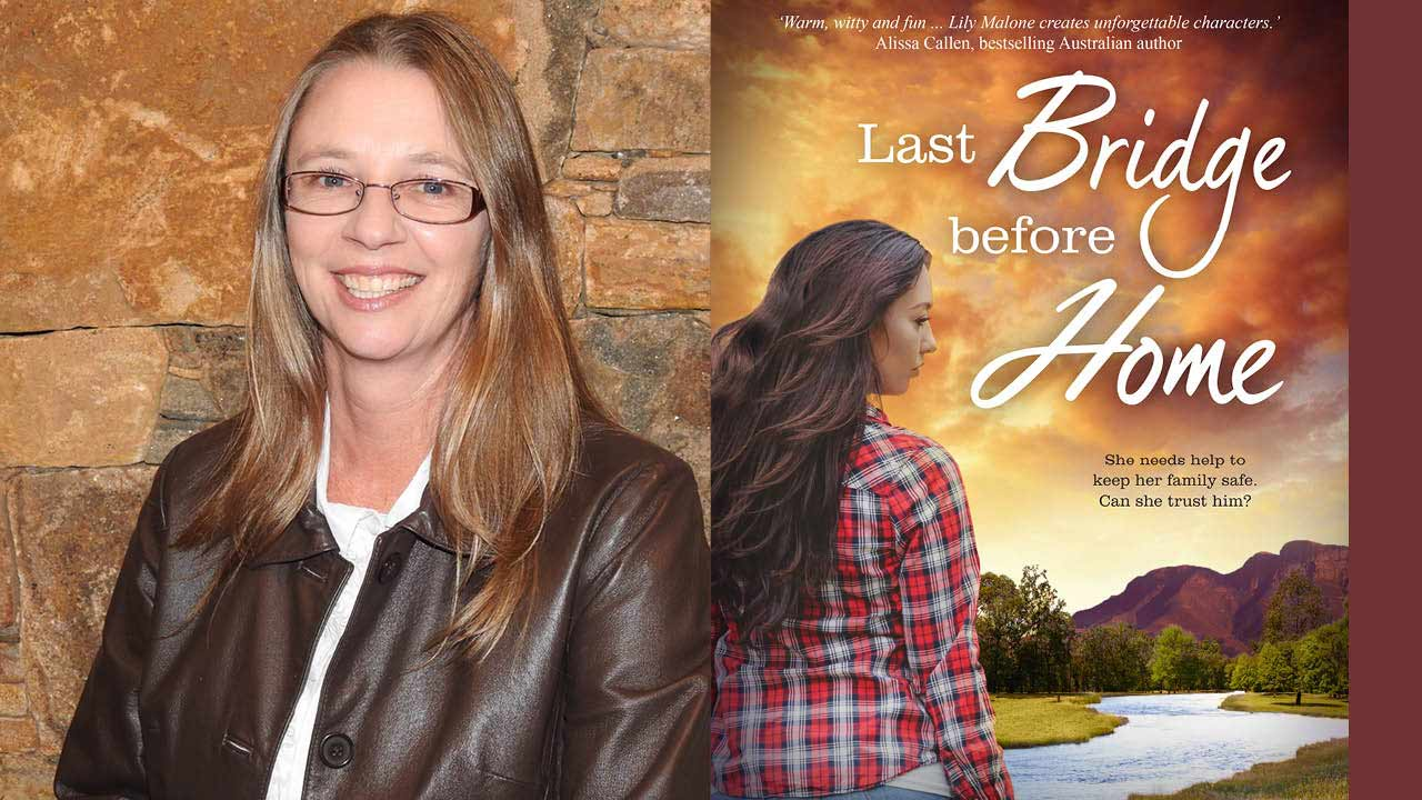 5 minutes with author Lily Malone