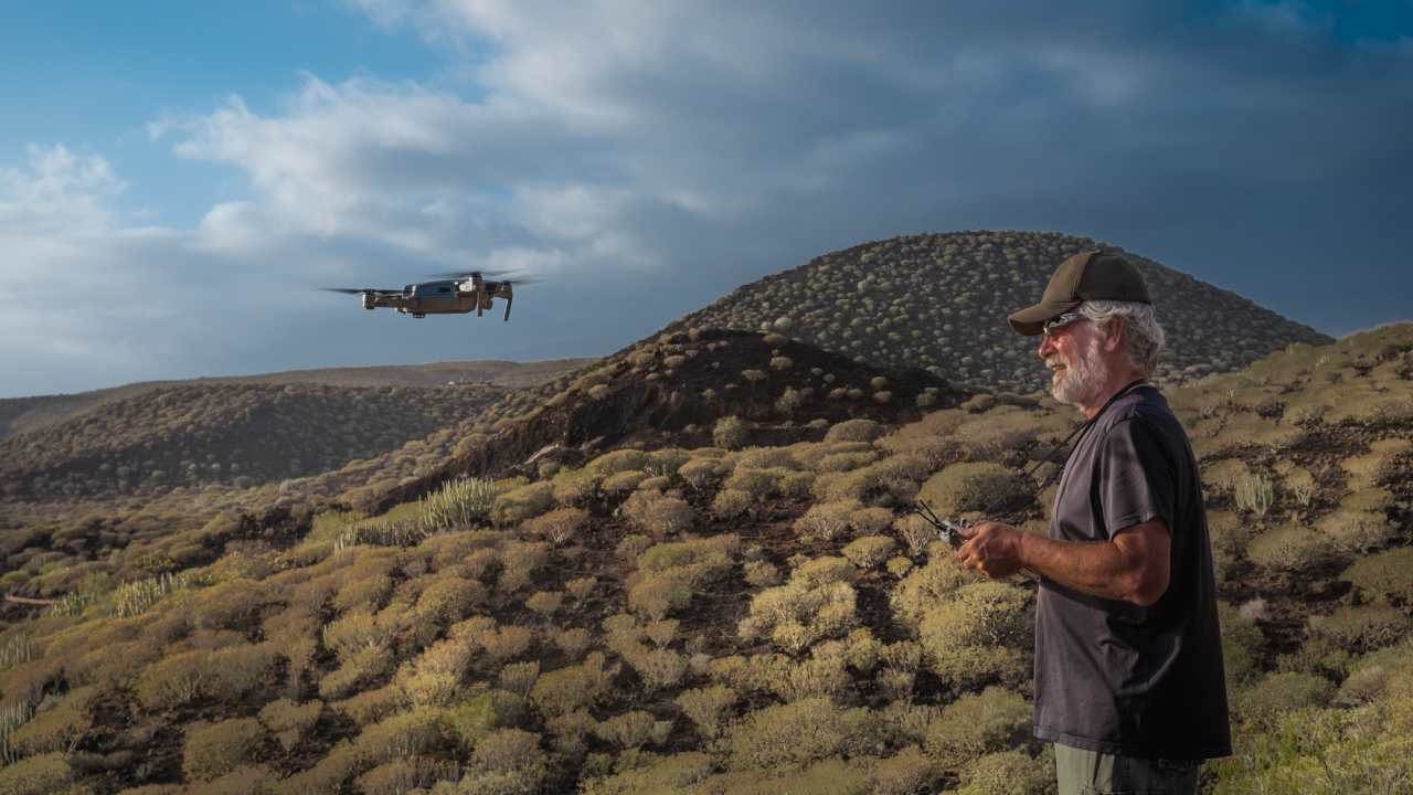 Robots and drones: The new age of toys