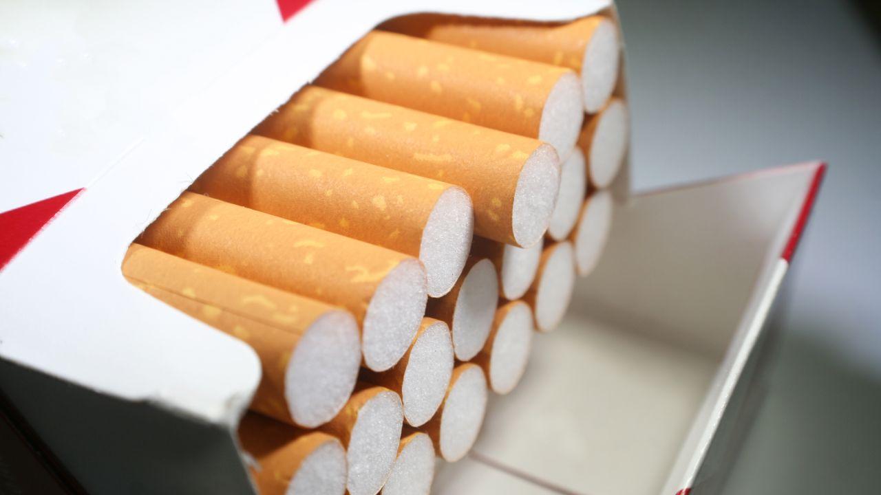 Is it a crime to import cigarettes into Australia?