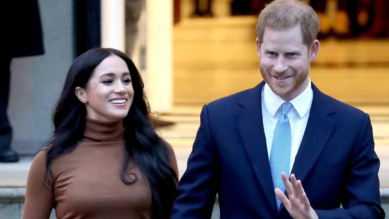 They've quit! Prince Harry and Duchess Meghan make shock announcement