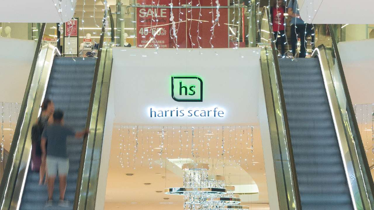 Harris Scarfe to close 21 stores across Australia