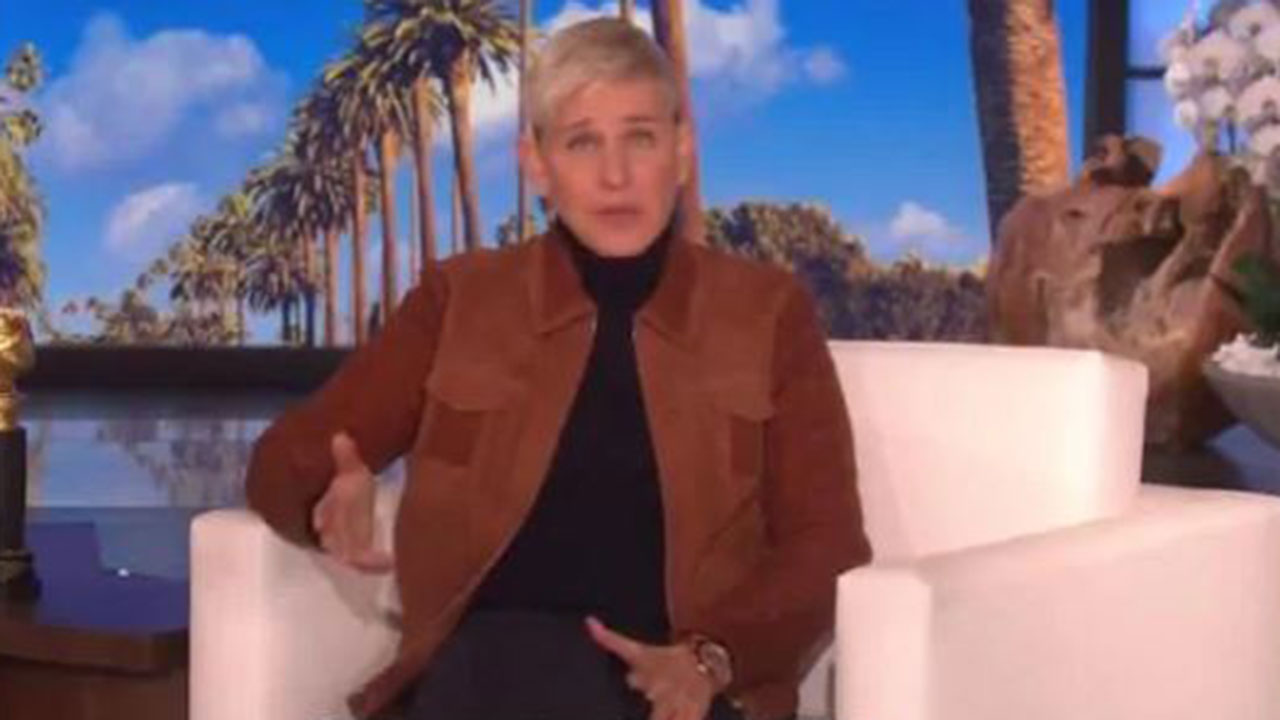 Ellen DeGeneres announces her bushfire donation effort